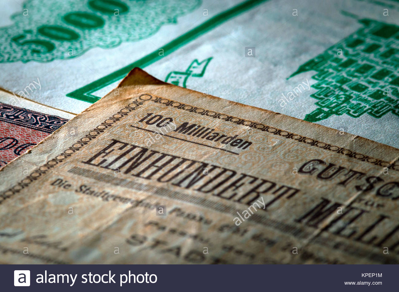 An analysis of the issue of hyperinflation in germany after world war one