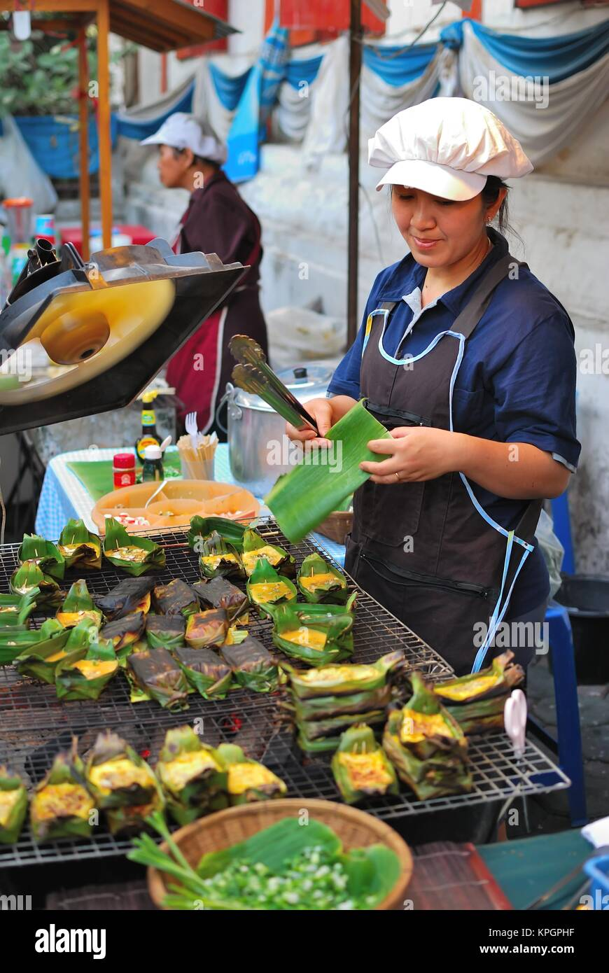 Mae Hong Son Cuisine Stock Photos & Mae Hong Son Cuisine ...