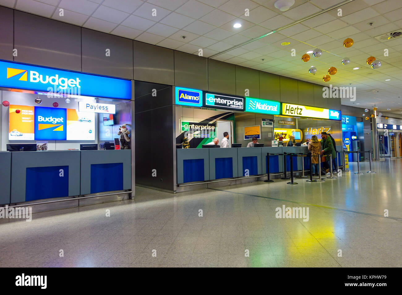 Enterprise Rental Car Victoria Airport