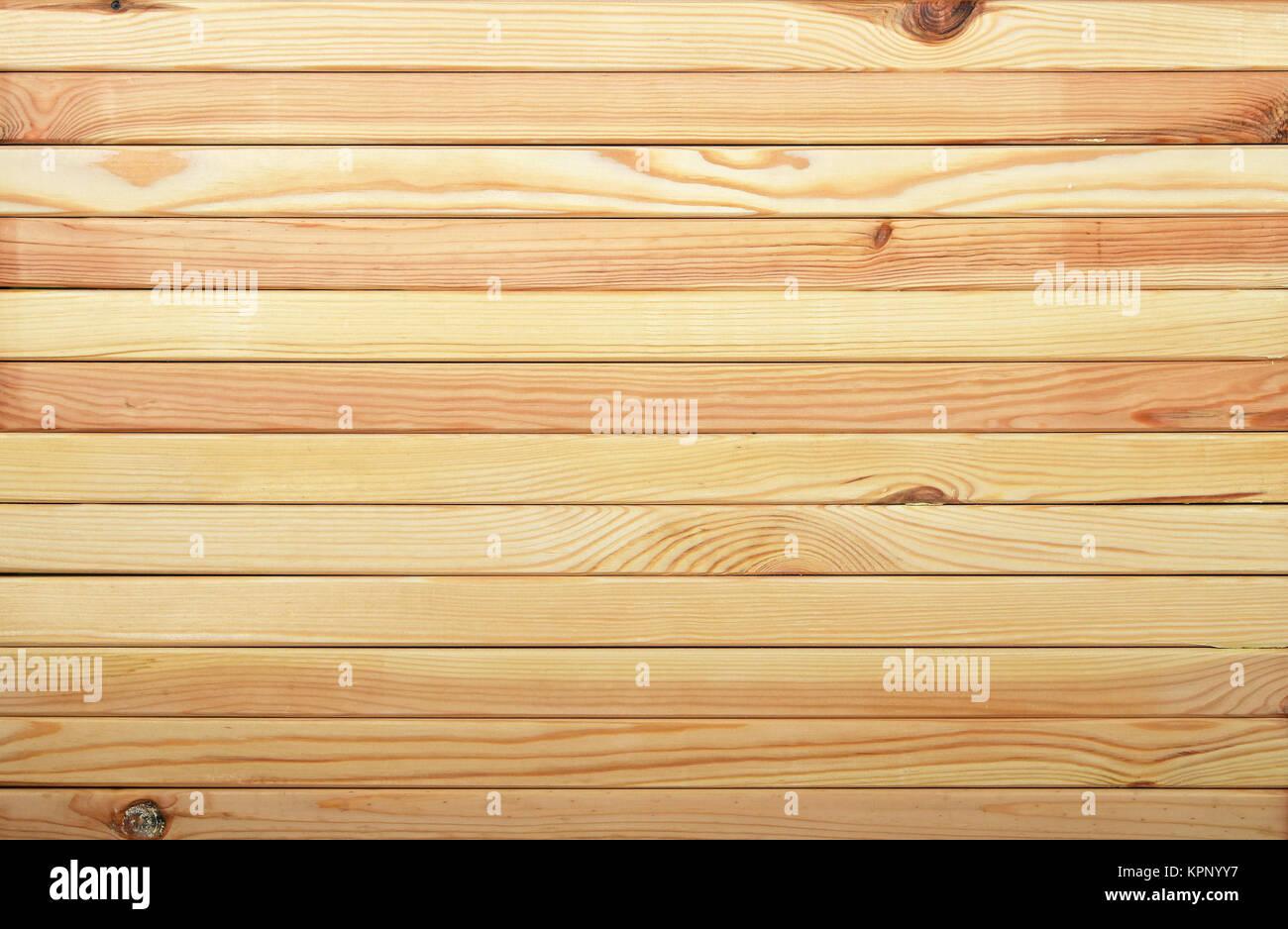 Horizontal planks raw wood background stock photos