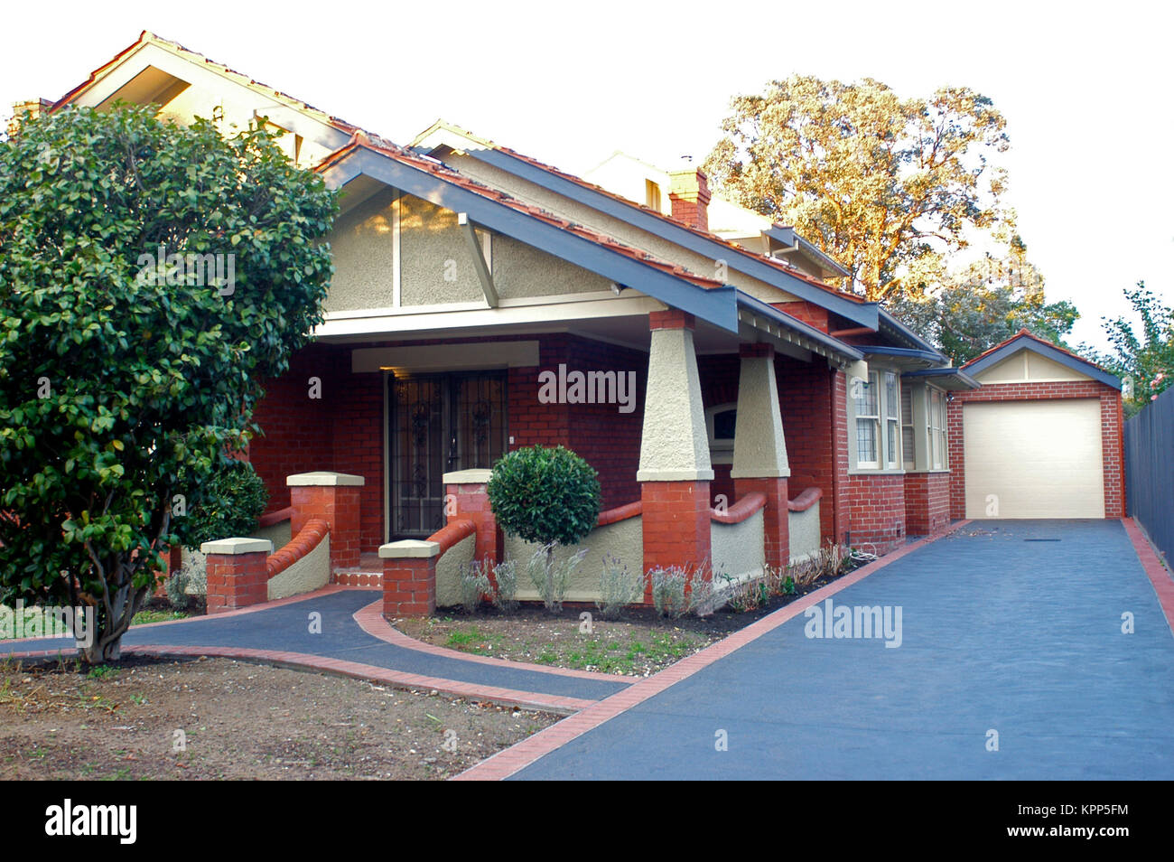 Cottage style property stock photos cottage style for Cottage style homes melbourne
