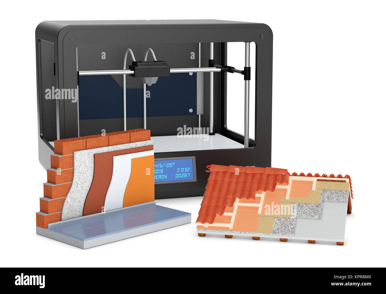 3d printer house stock photos 3d printer house stock for 3d printer house for sale