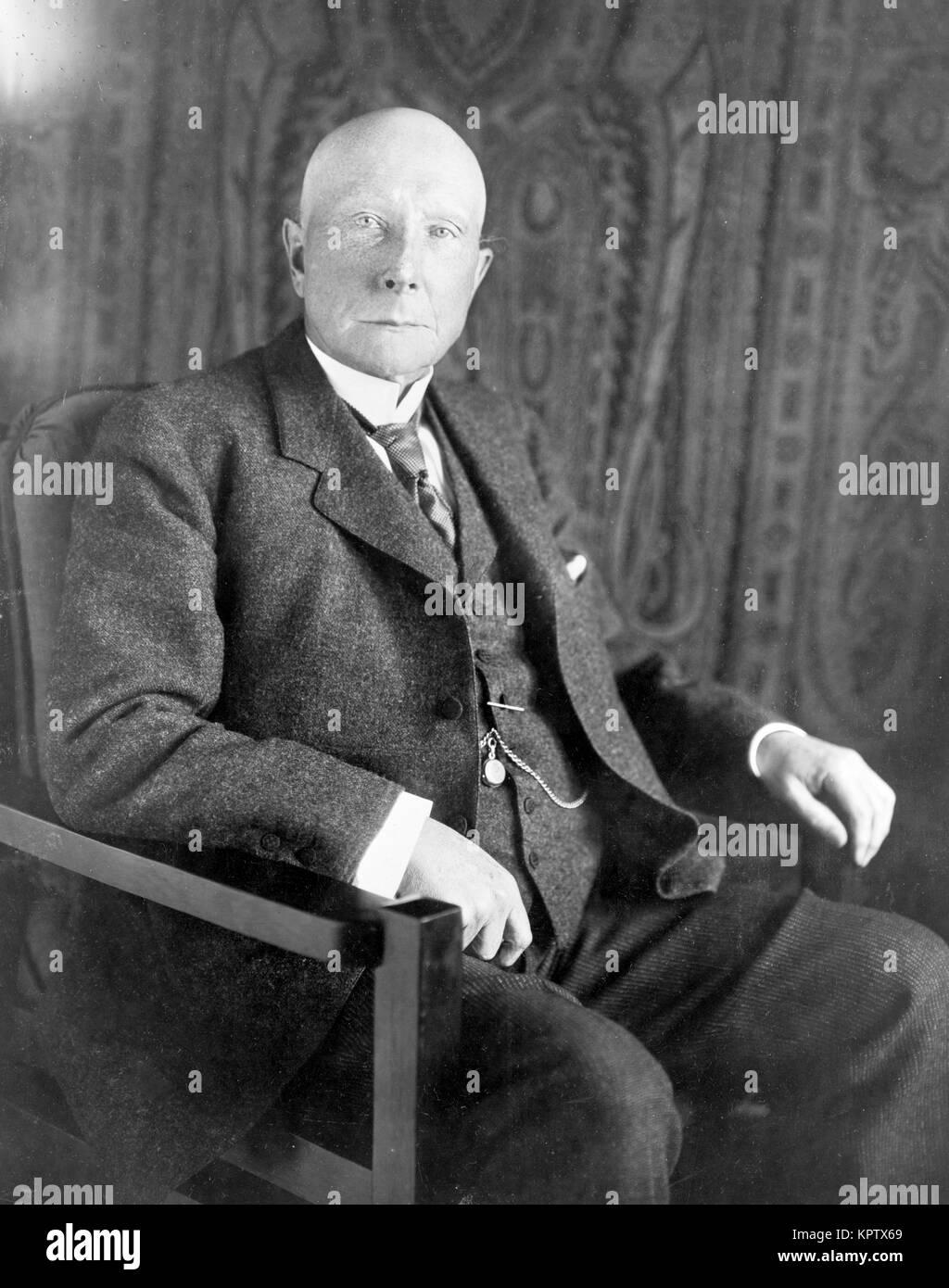 John D. Rockefeller and the Oil Industry