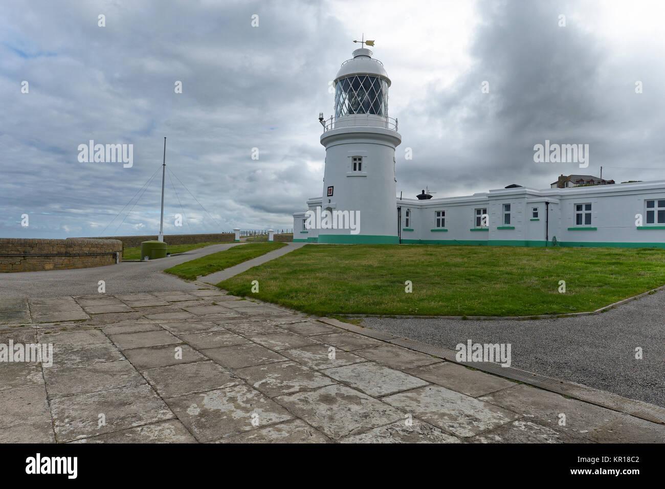 Stormy Skies Lighthouse Sea Stock Photos Amp Stormy Skies
