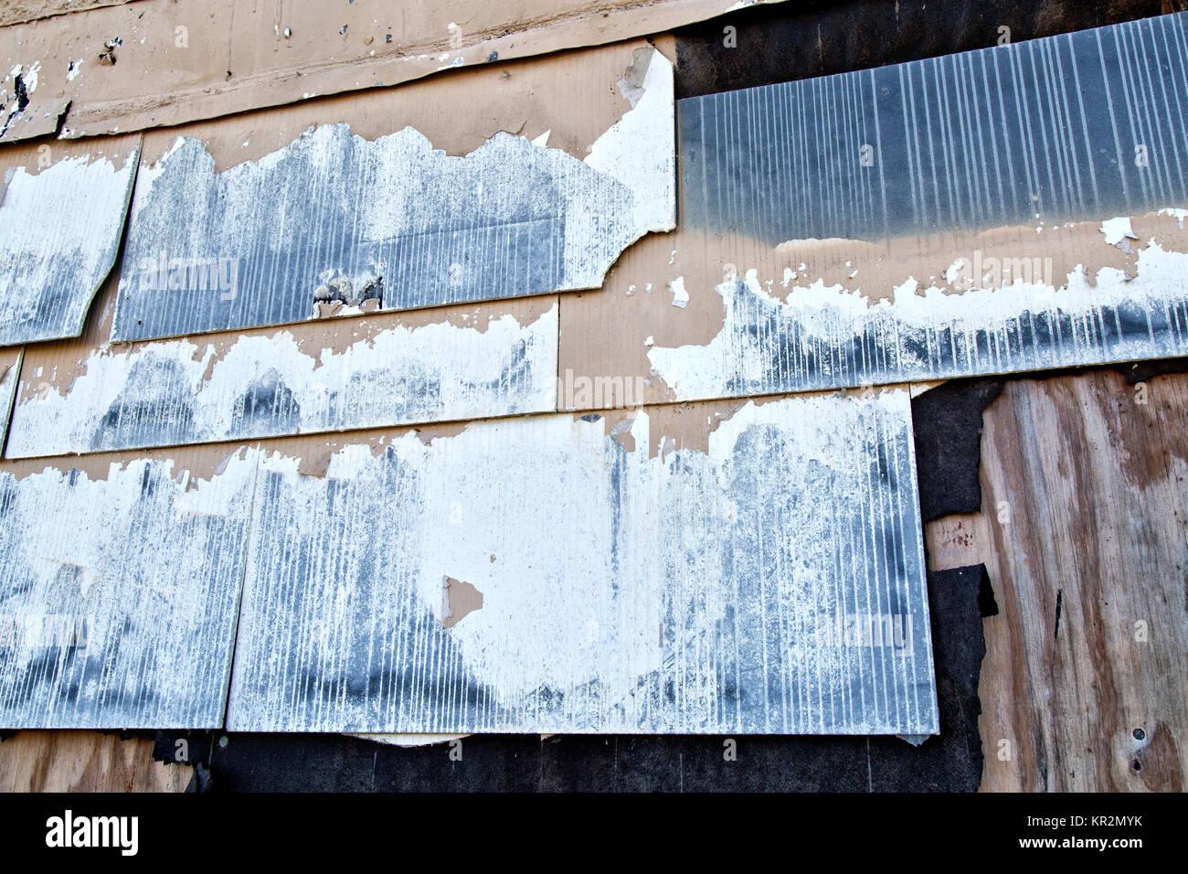 Asbestos Siding Stock Photos Asbestos Siding Stock Images Alamy