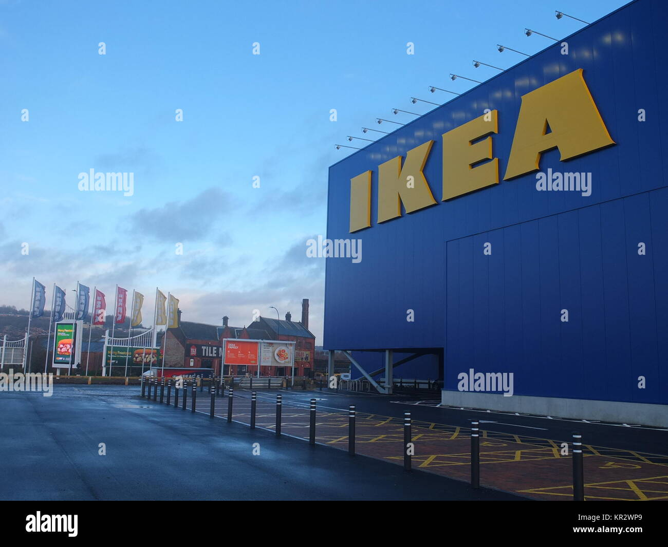 Ikea store exterior stock photos ikea store exterior for Ikea exterior