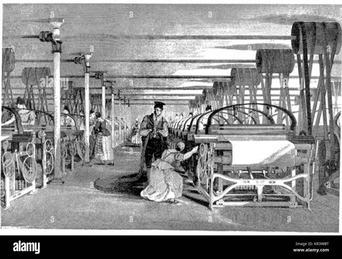 industrial revolution period During the renaissance period, they focused mainly on new thinking and creativity, whereas in the industrial revolution during the industrial revolution.