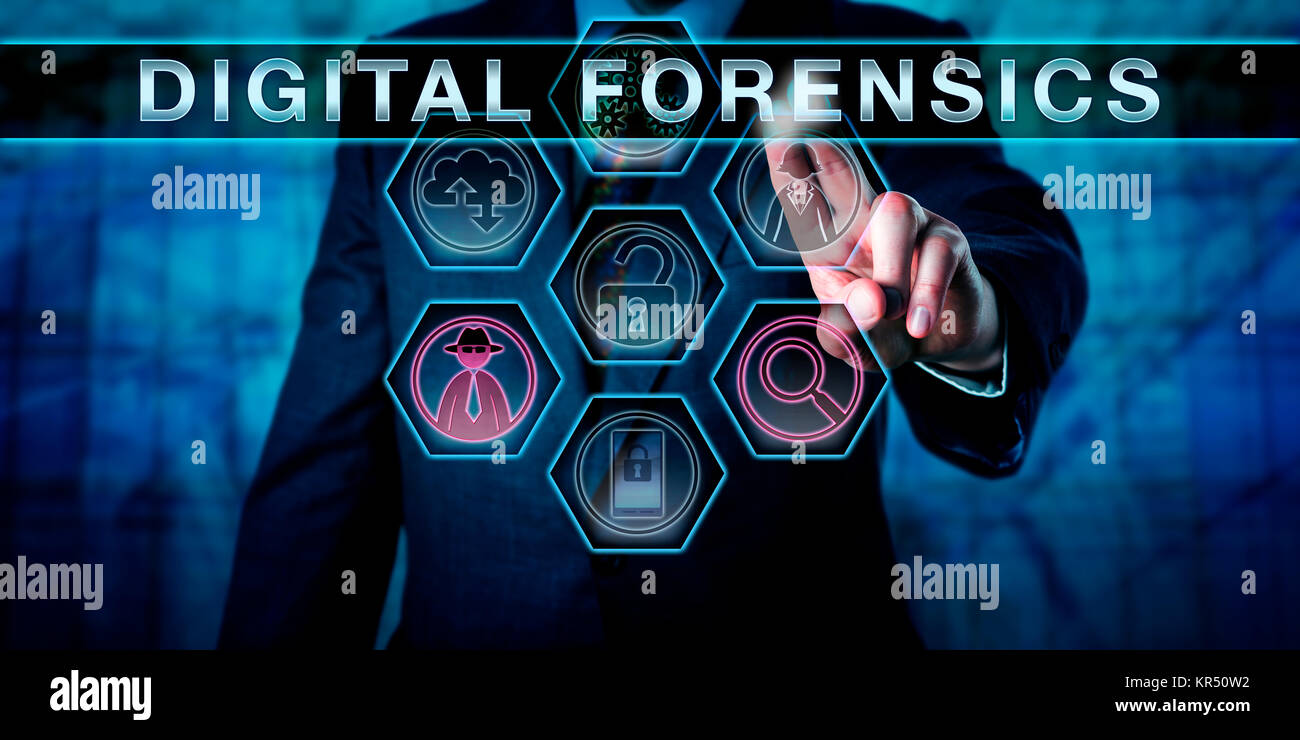 Digital forensic process