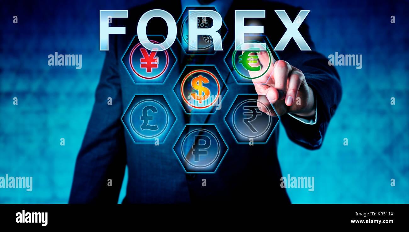 Interbank forex