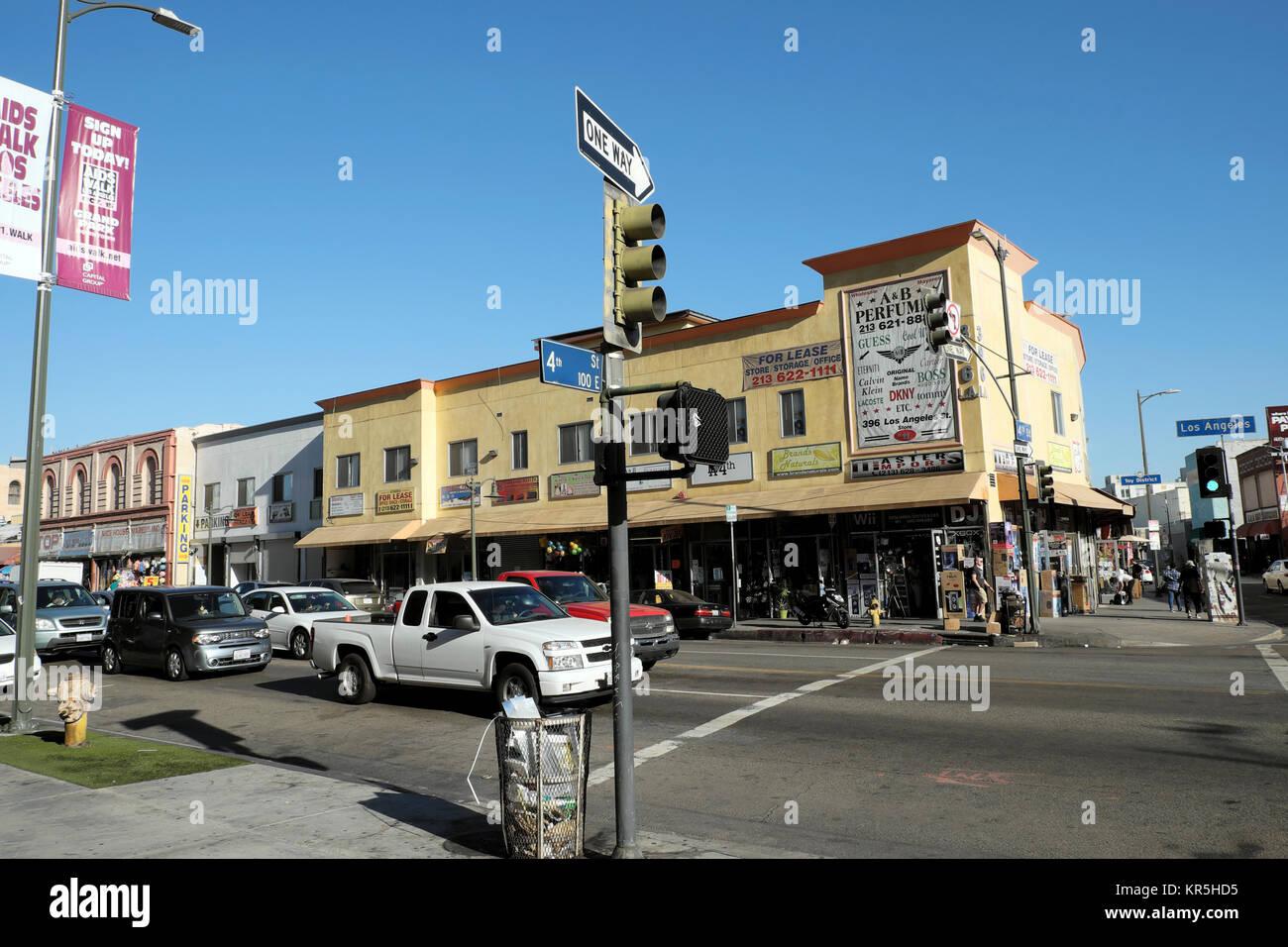 Hotels Near Th Street Los Angeles