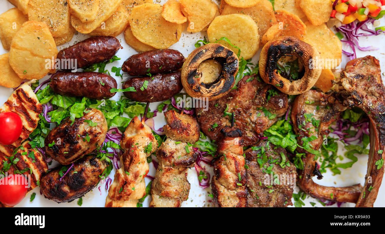 Watch Shrimp Dinner, Greek-Style video