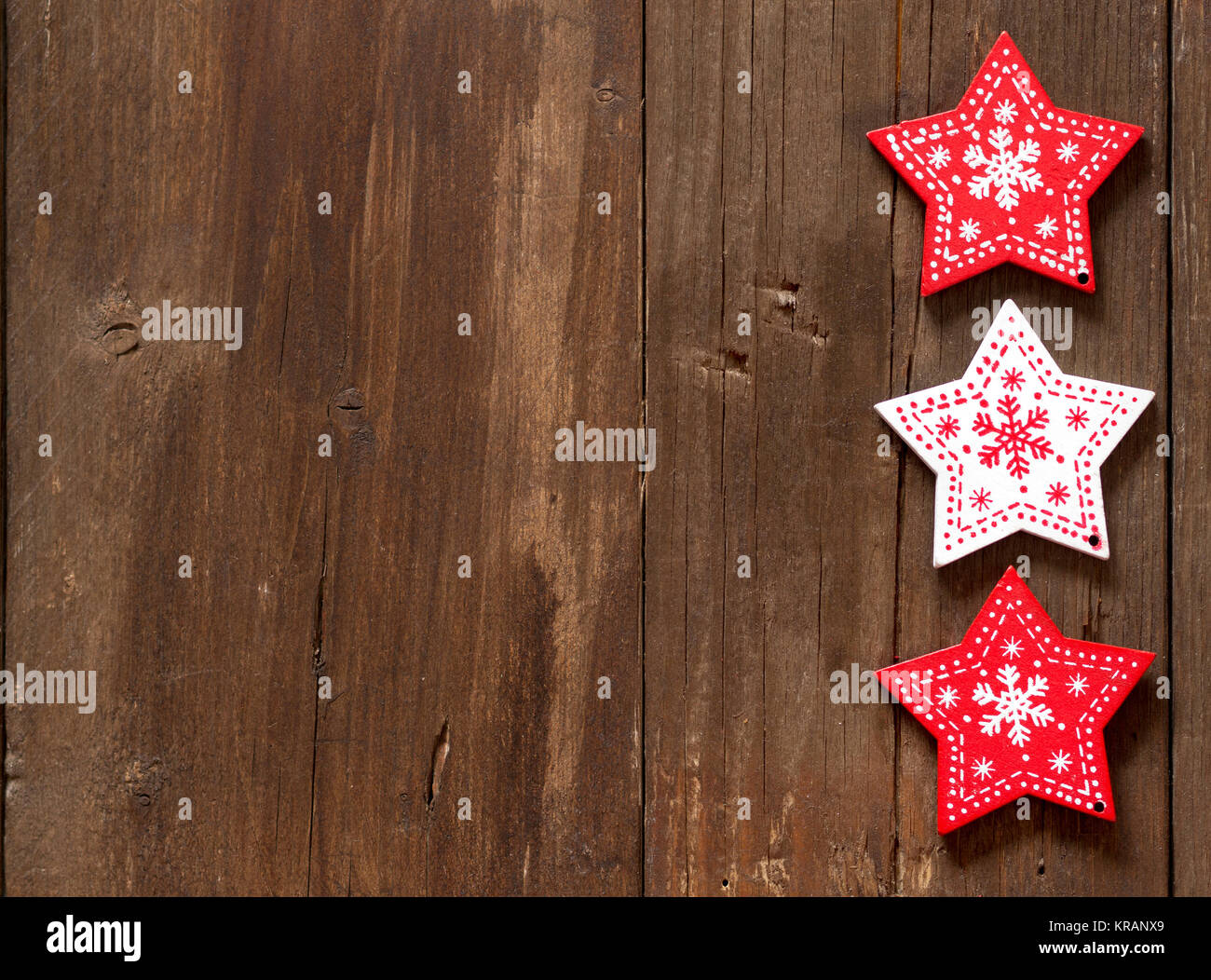 Christmas Wooden Background Old Rustic Stock Photos ...