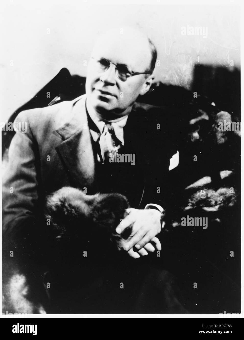 SERGEI SERGEYEVICH PROKOFIEV Russian musician Date: 1891 - 1953 - Stock Image