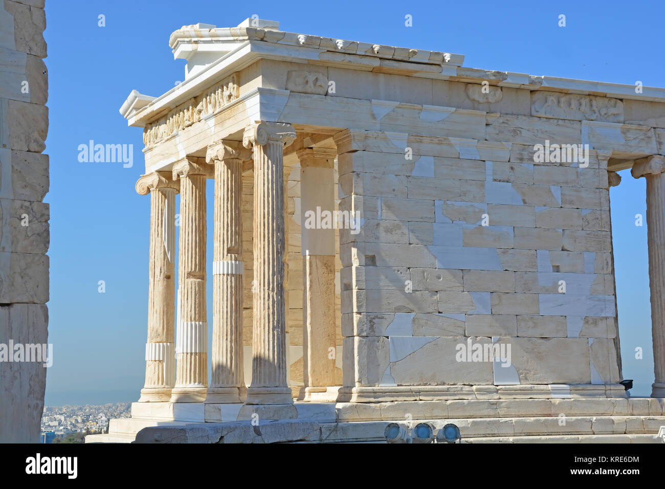 an analysis of the symbolism of the temple of athena nike an ancient greek temple The transliteration of modern and ancient greek ancient and modern: a comparative analysis the attic king after whom the classical temple of athena.