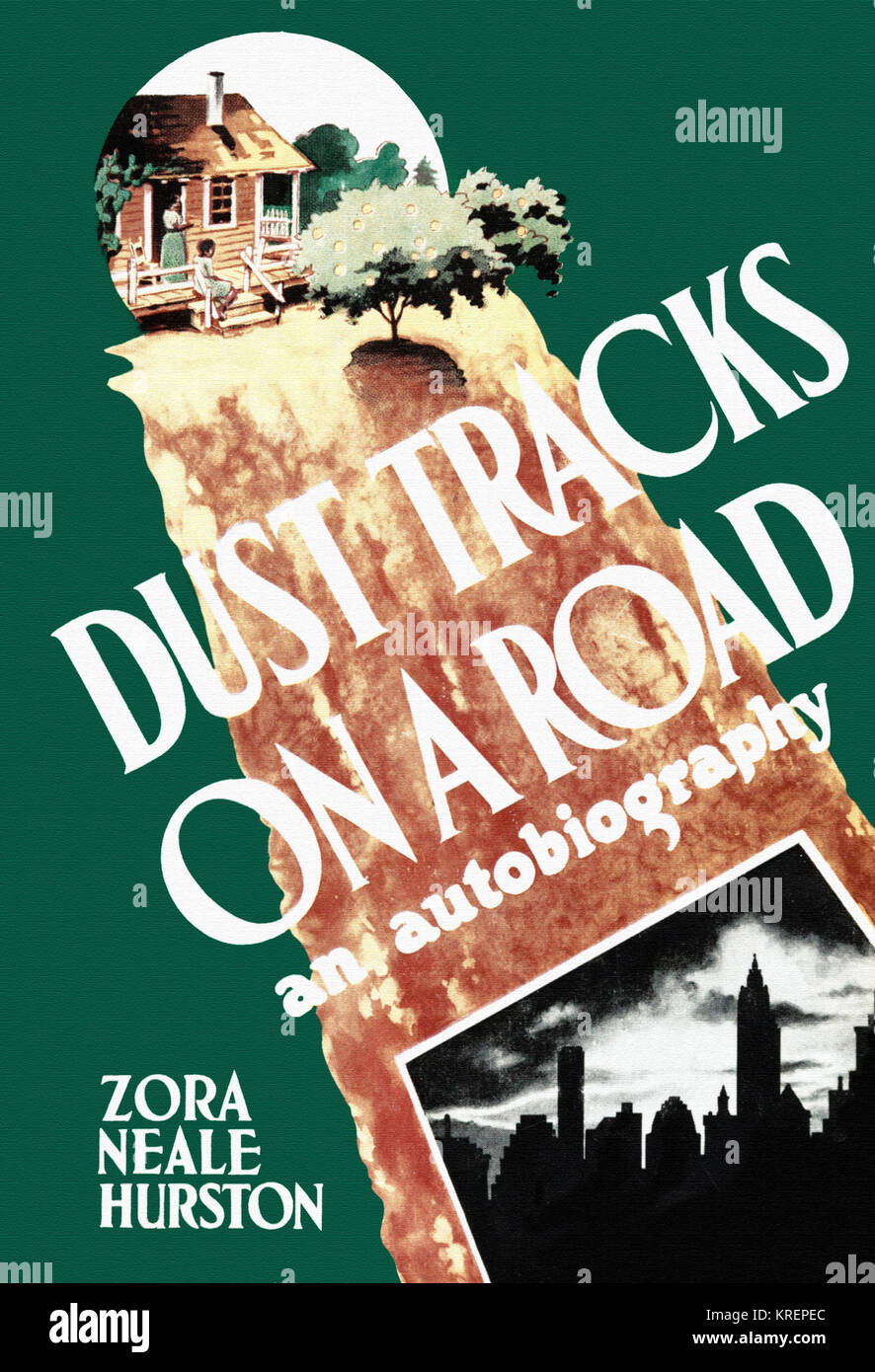 http://c7.alamy.com/comp/KREPEC/author-zora-neale-hurstons-novel-dust-tracks-on-a-road-an-autobiography-KREPEC.jpg