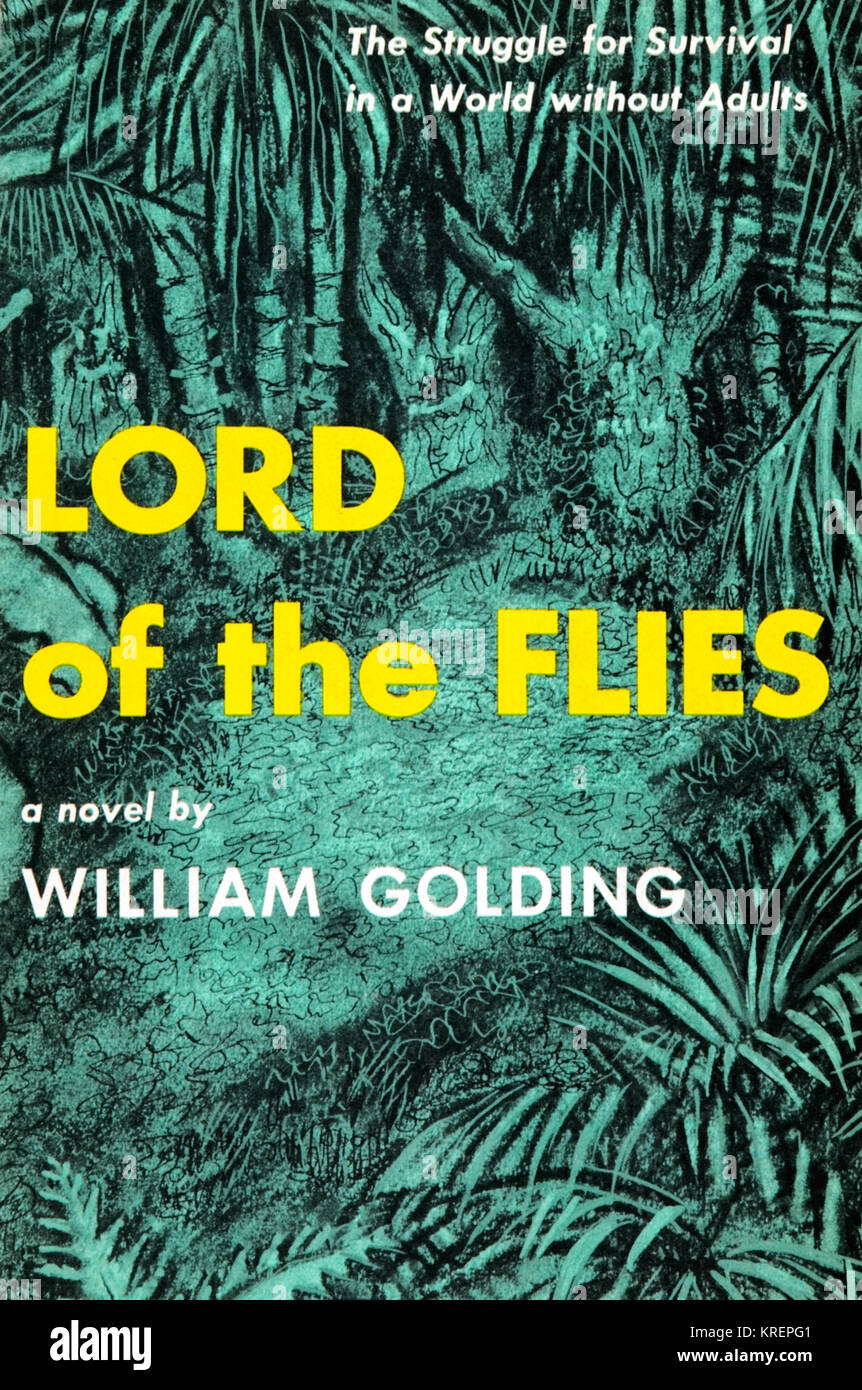 lord of the flies novel by william golding 1954 essay Discover lord of the flies by william golding book by from an unlimited by william golding, was first published in 1954 thesis statement / essay.
