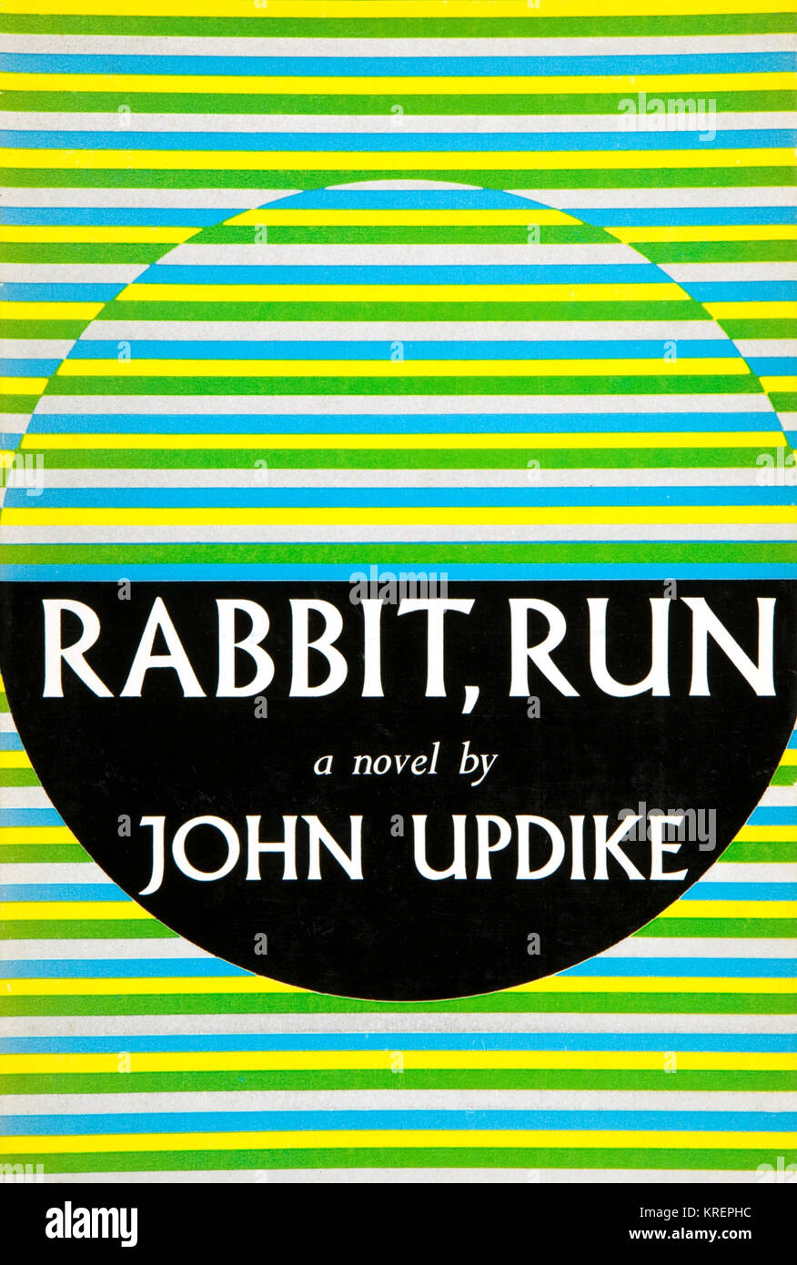 escaping the constraints of life in rabbit run by john updike Rabbit, run is a 1960 novel by john updikethe novel depicts three months in the life of a  attempts to escape the constraints of his life sun, 19 aug 2018.