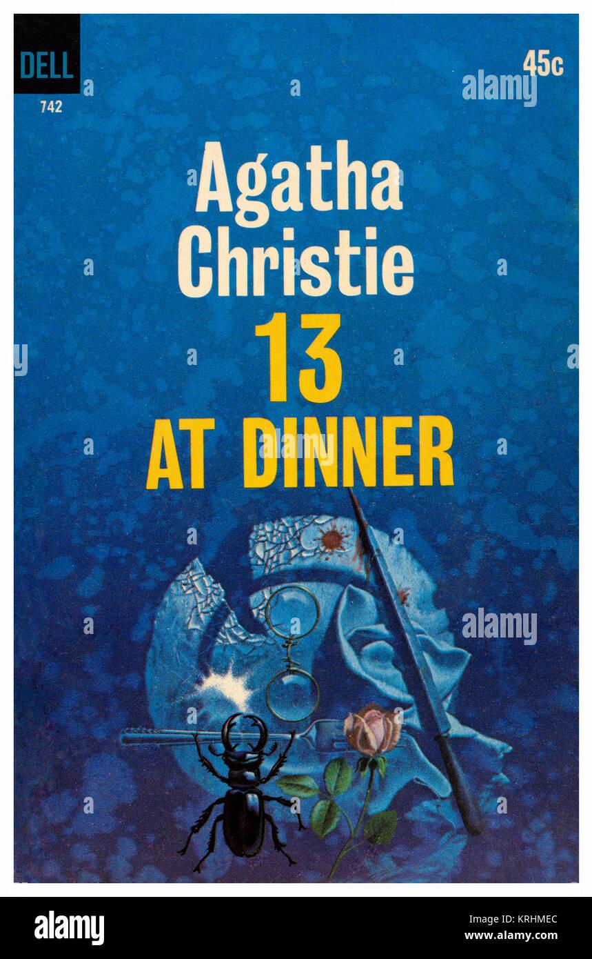 Agatha Christie Book Stock Photos & Agatha Christie Book ...