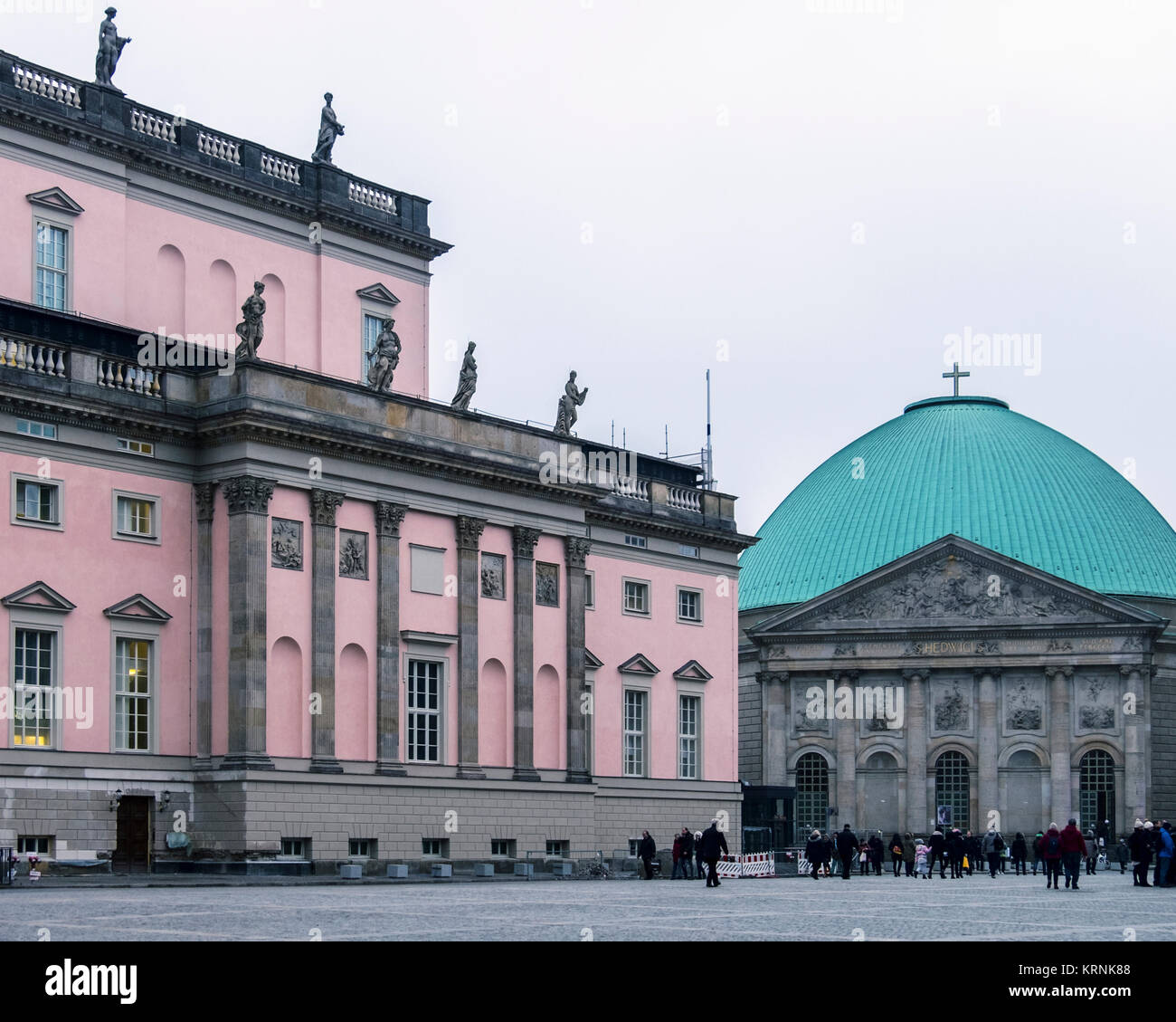 Berlin State Opera Unter Den Linden Stock Photos & Berlin ...
