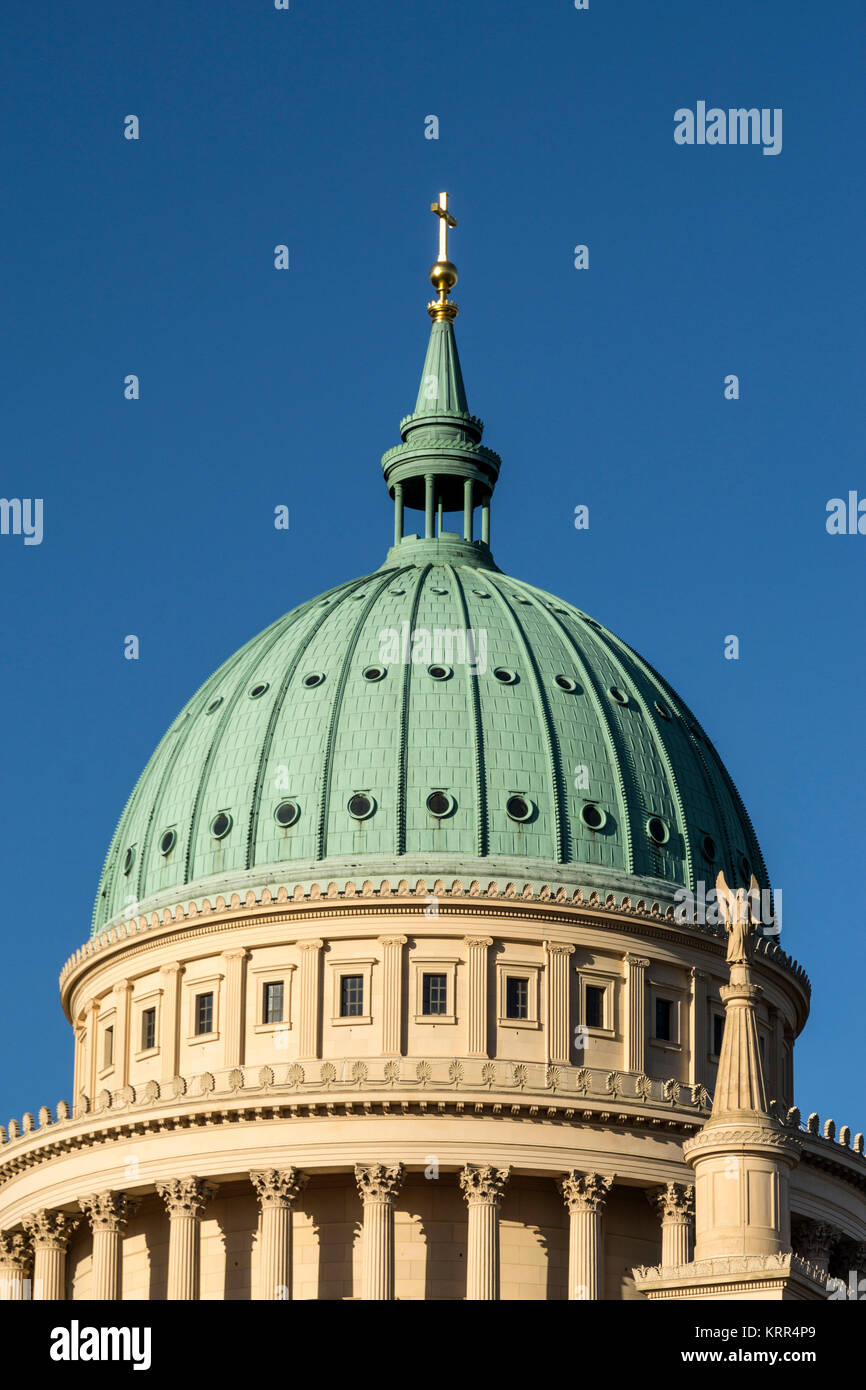 Nikolai Church Potsdam - Stock Image