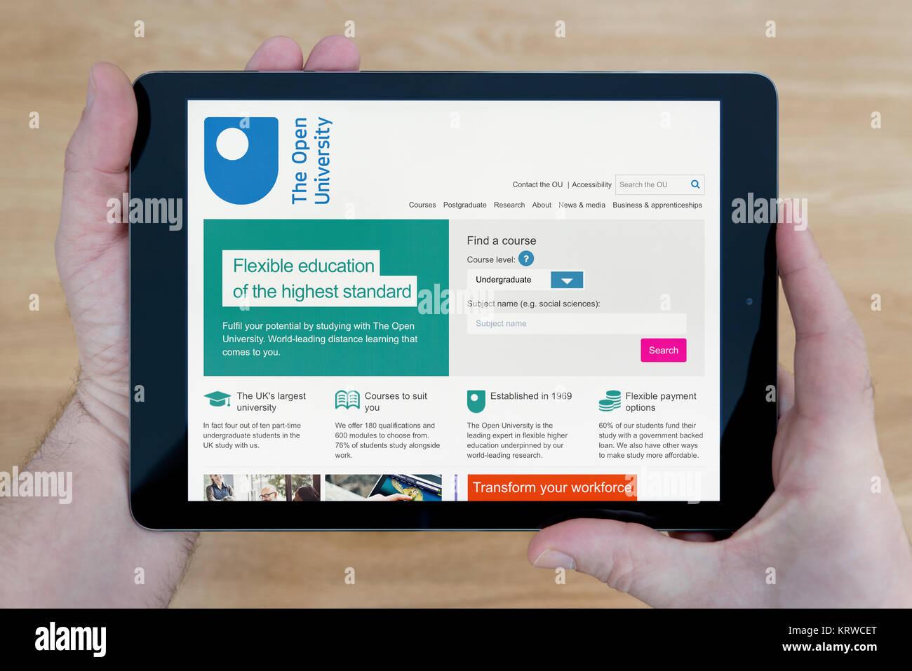 Exterior Home Design App For Ipad The Open University Stock Photos Amp The Open University