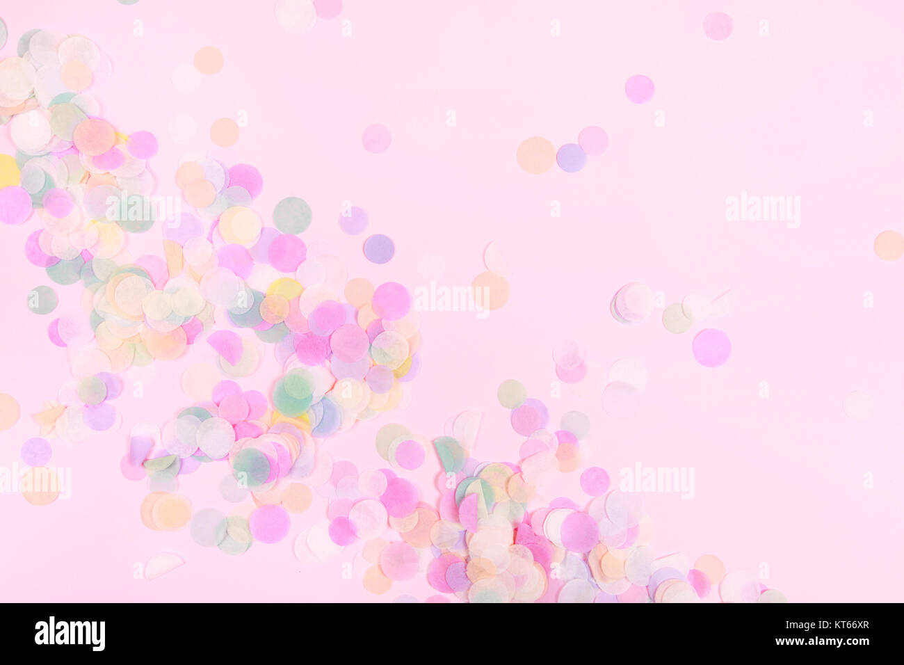 Confetti Falling White Background Stock Photos Amp Confetti