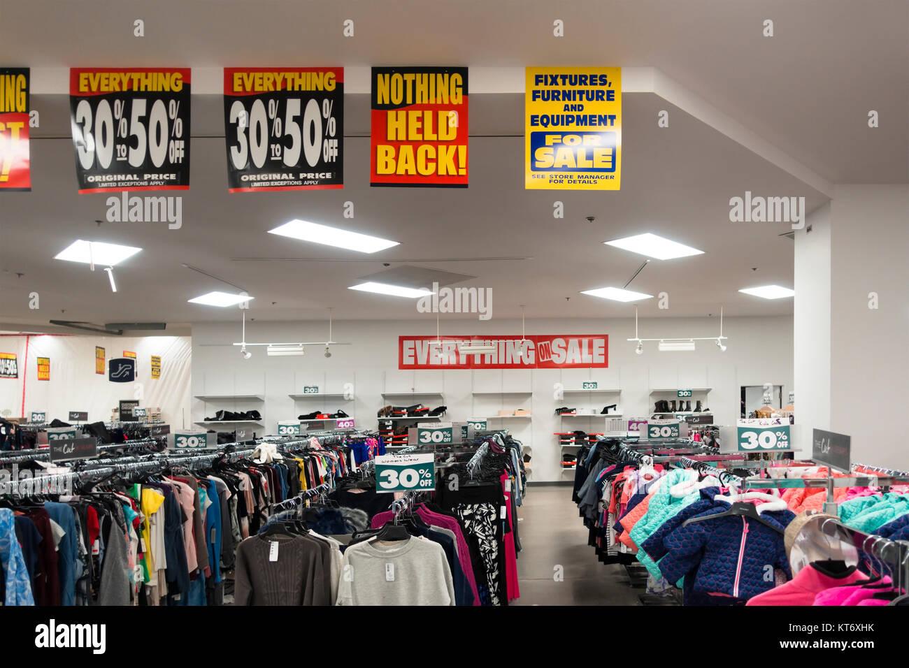 Shop liquidation sales online