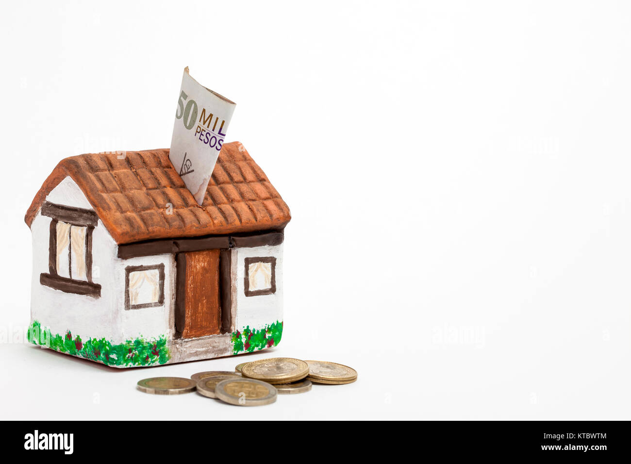Money Box House Stock Photos Money Box House Stock