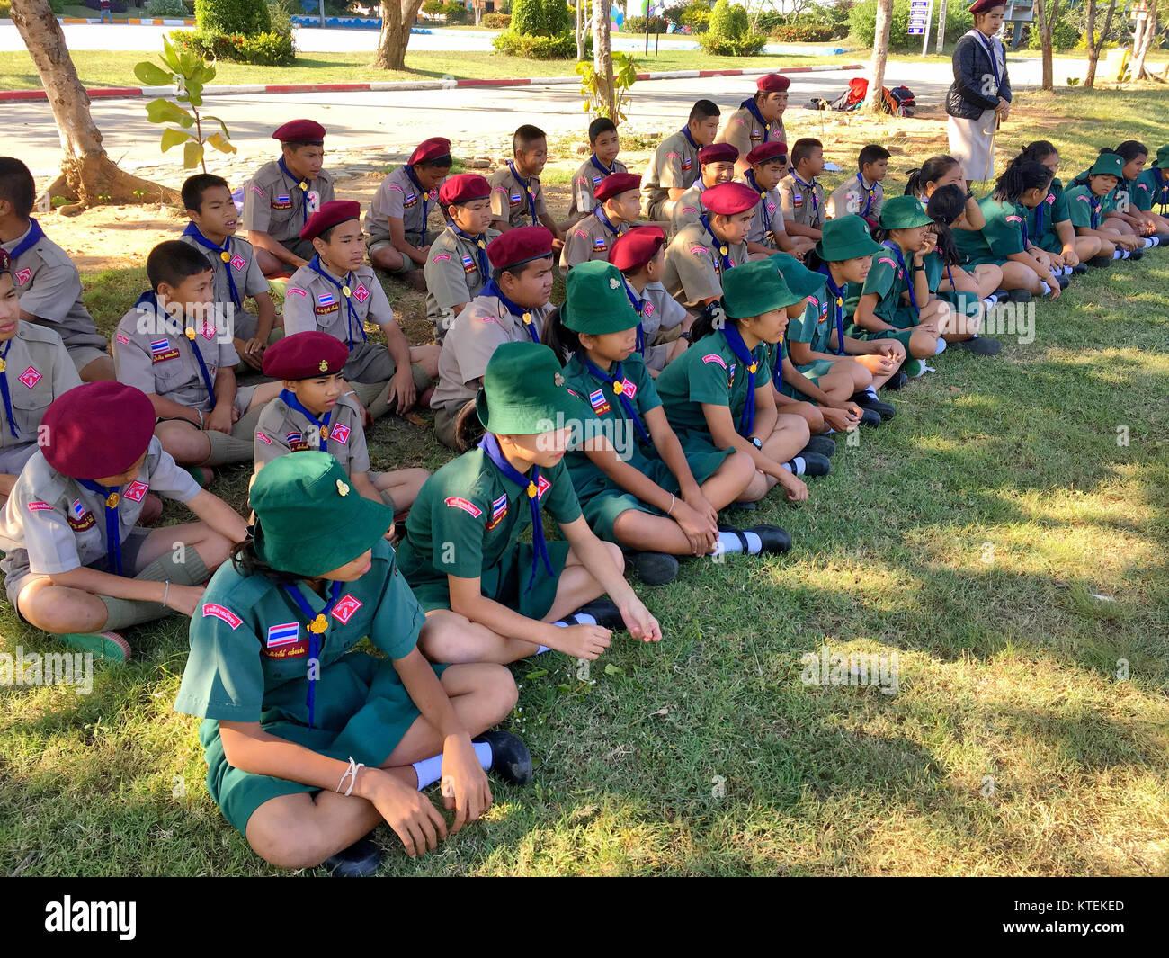 An Essay on Boy Scouts