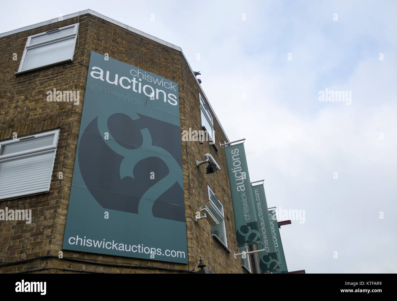 London Auction Rooms Chiswick