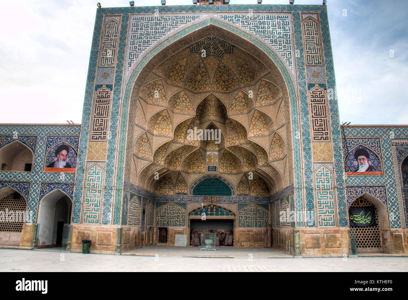 Jame Mosque Of Isfahan Stock Photos & Jame Mosque Of ...