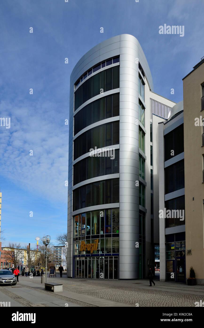 Europa passage shopping center in stock photos europa for Moderne architektur