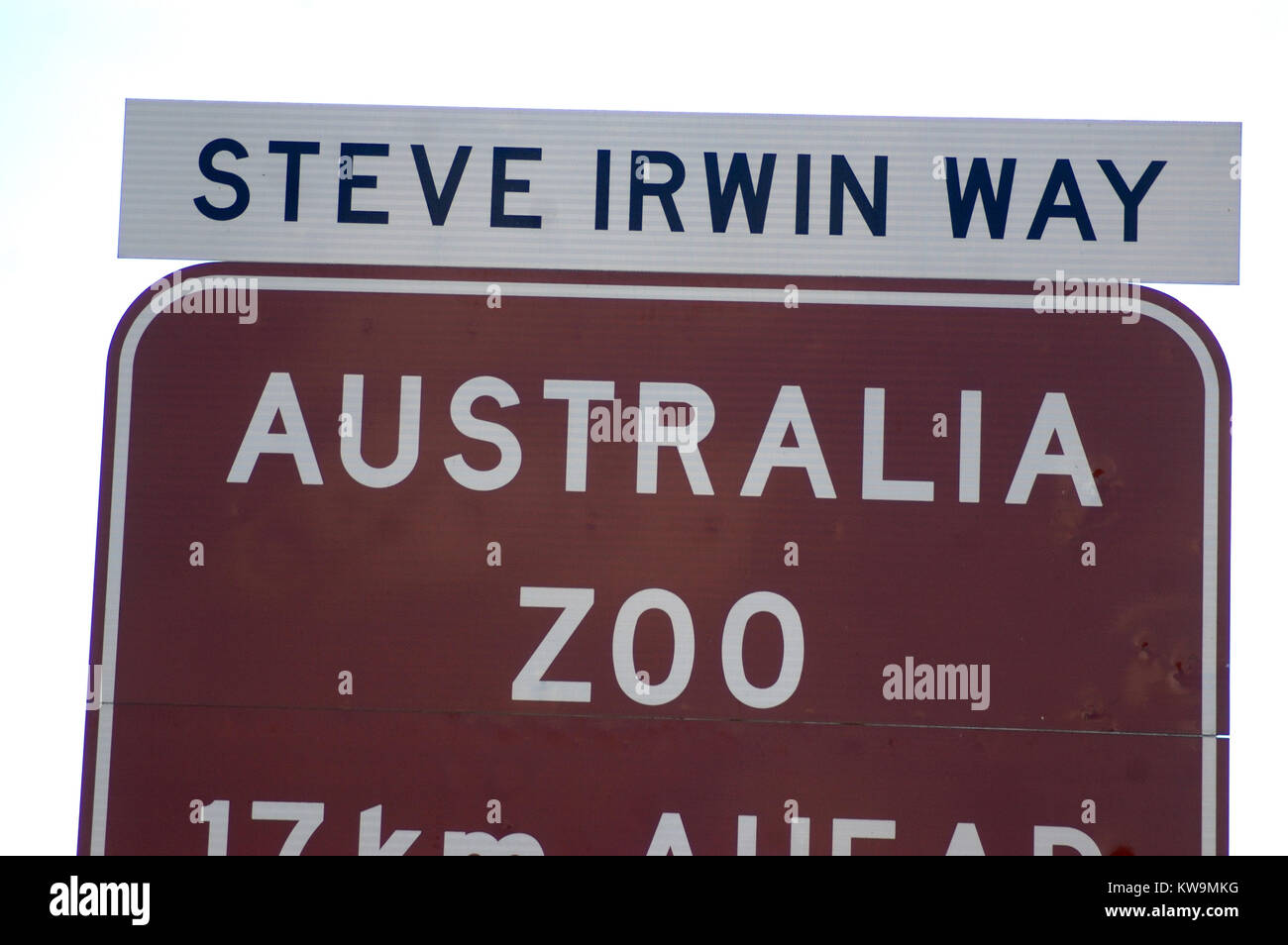 Zoo Road Sign Stock Photos & Zoo Road Sign Stock Images ... Zoo Road Sign