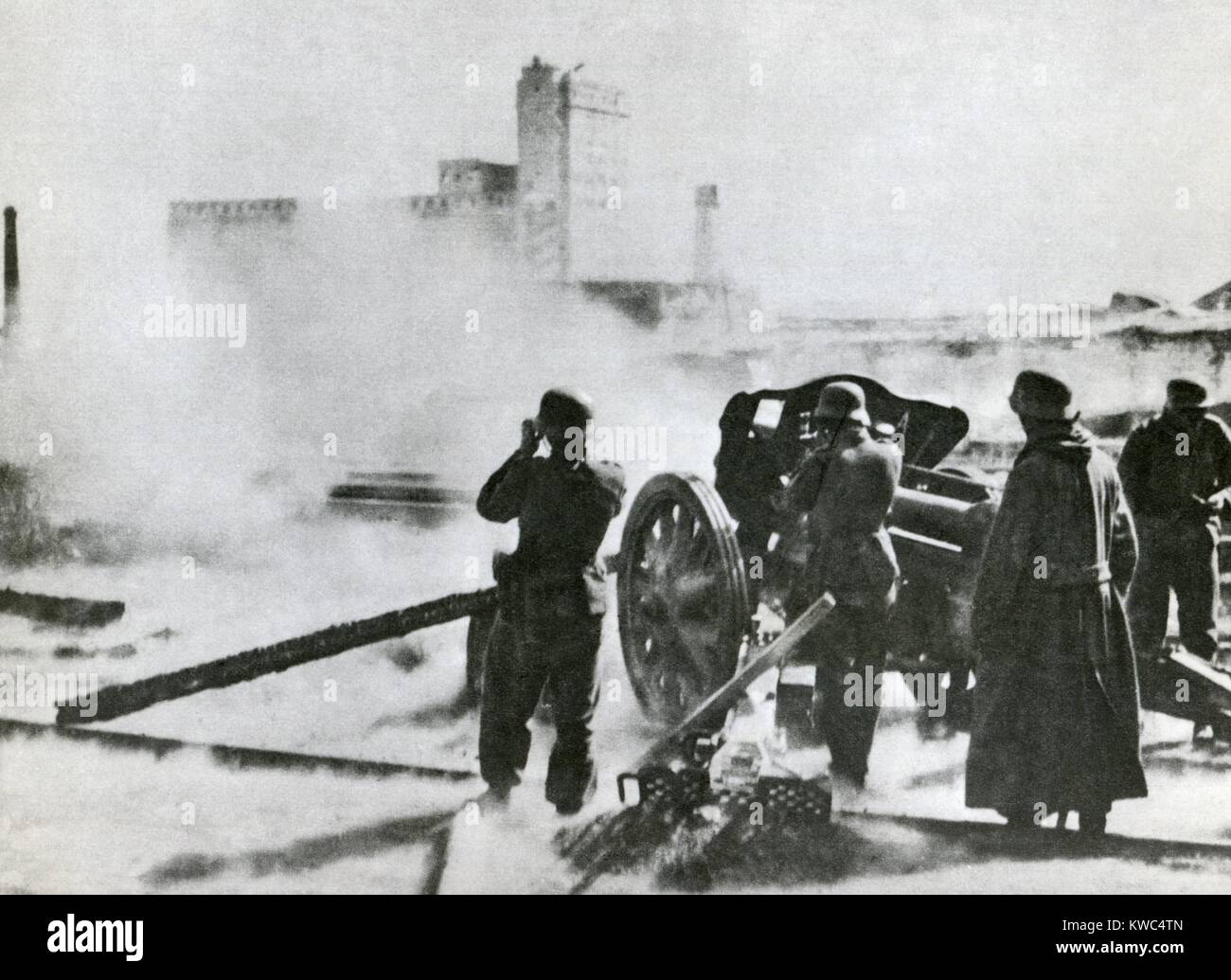 examining the reasons of the german surrender in stalingrad On this day, the last of the german forces fighting at stalingrad surrender, despite  hitler's earlier declaration that.