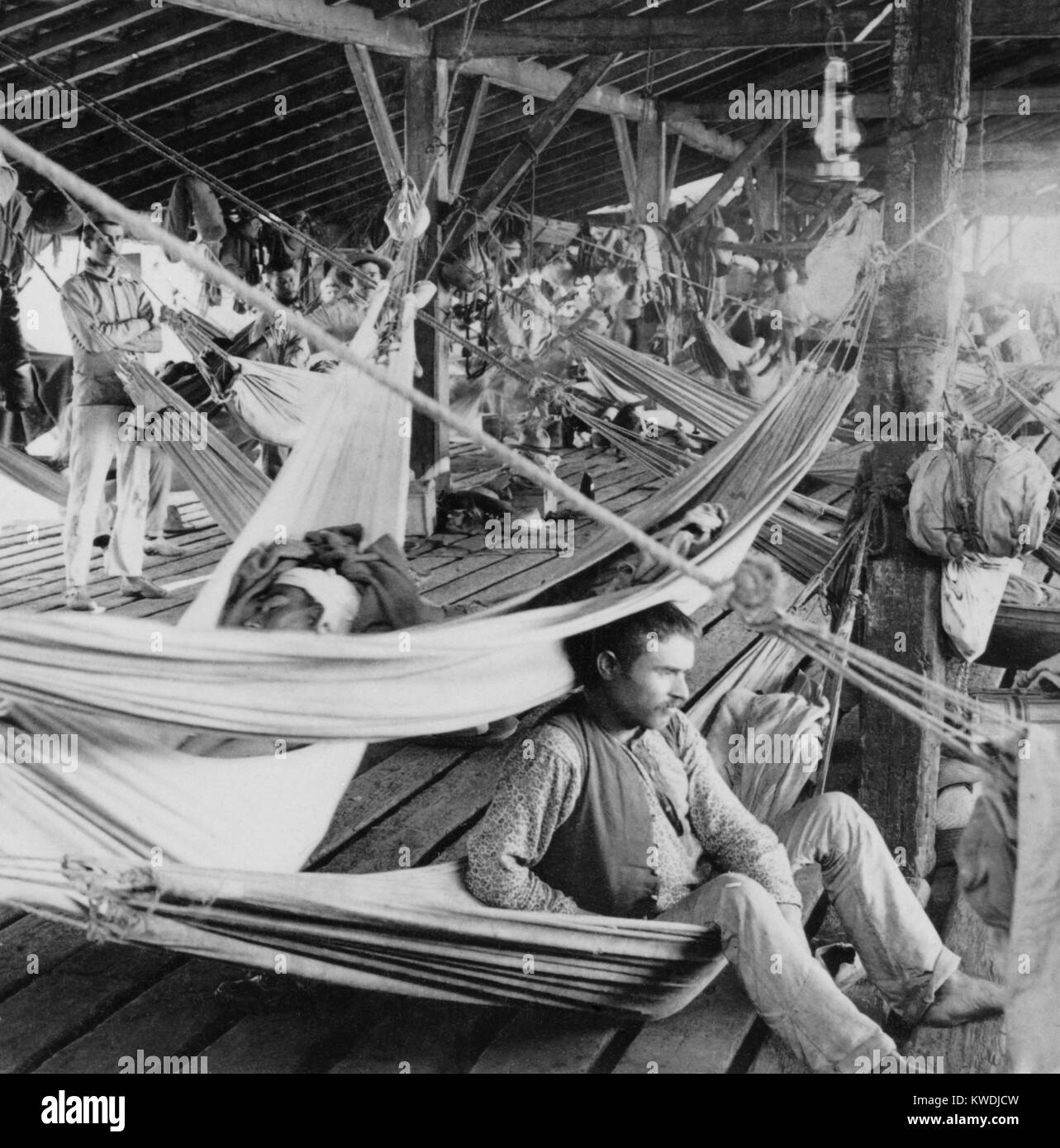 Fort Ann Primitive Camping: Pow History Stock Photos & Pow History Stock Images