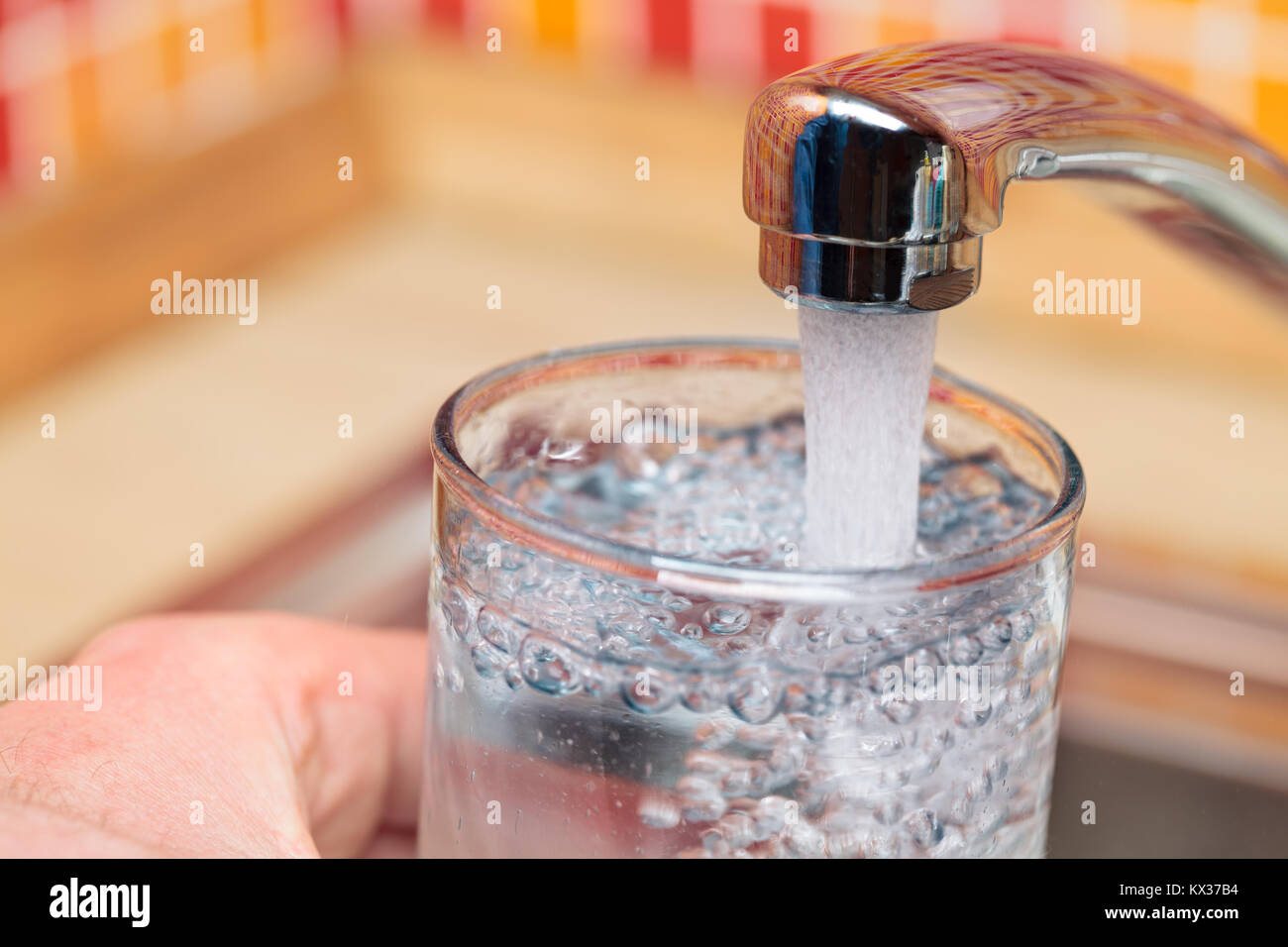 Drinking Unfiltered Water