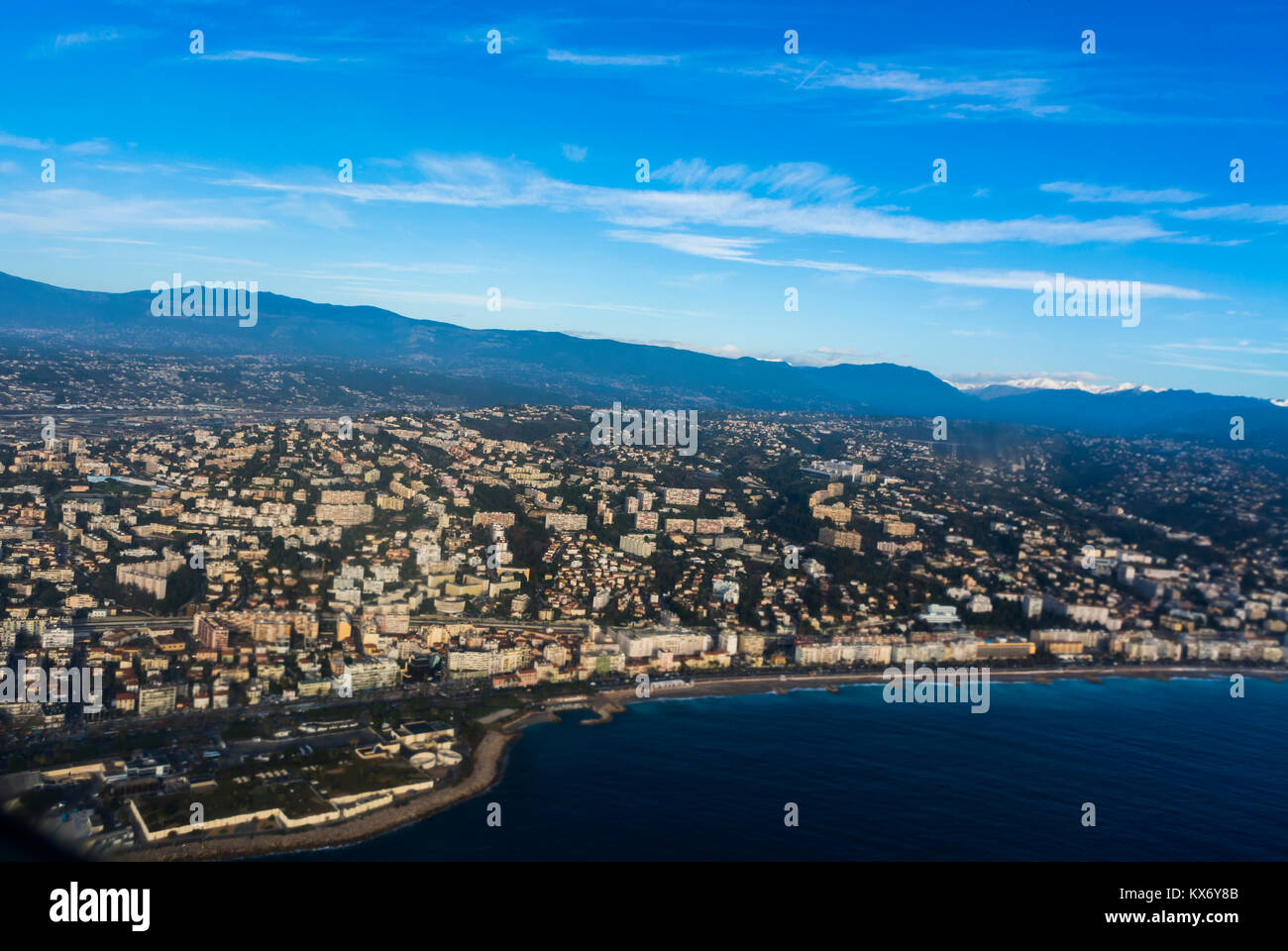Nice, France - Stock Image