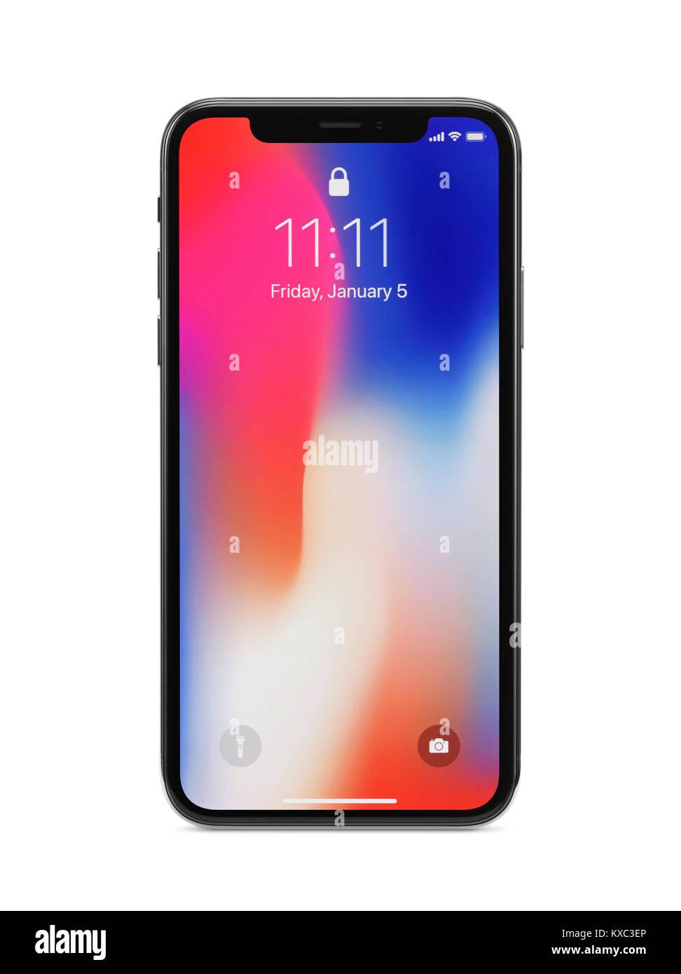 Apple Locked Iphone