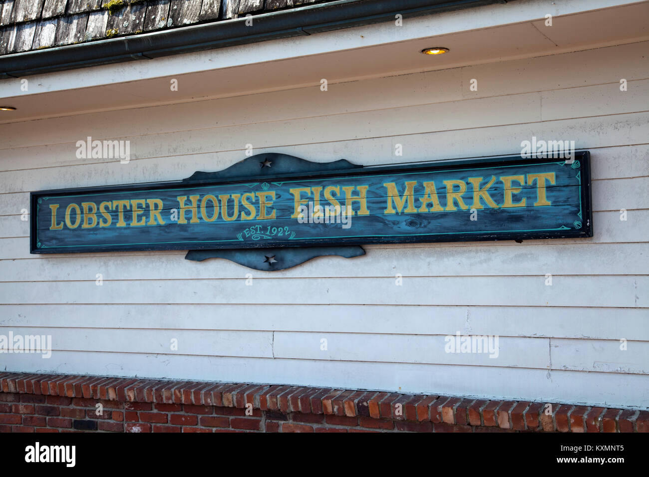 Cape may stock photos cape may stock images alamy for Blue fish inn cape may nj