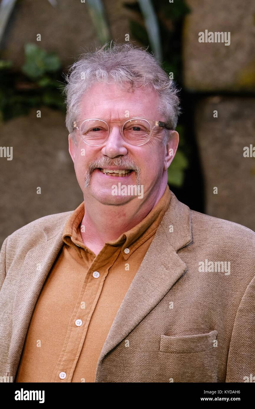 London, UK. 14th Jan, 2018. Mark Williams attends the World Premiere of Early Man at BFI IMAX. Pictured: Mark Williams. - Stock Image