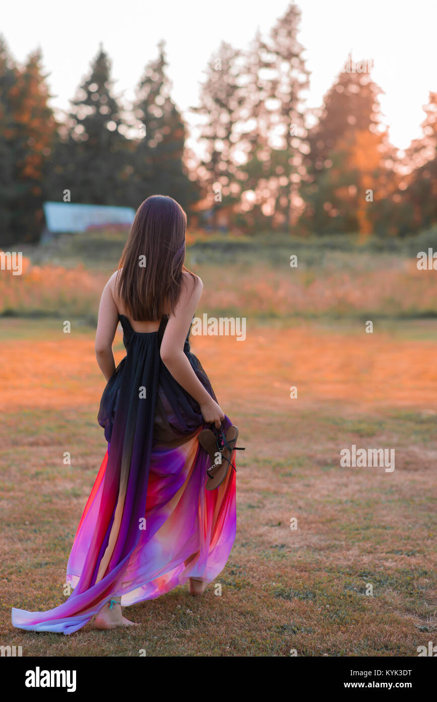 Book Cover Watercolor Dress : Cover girl stock photos images alamy