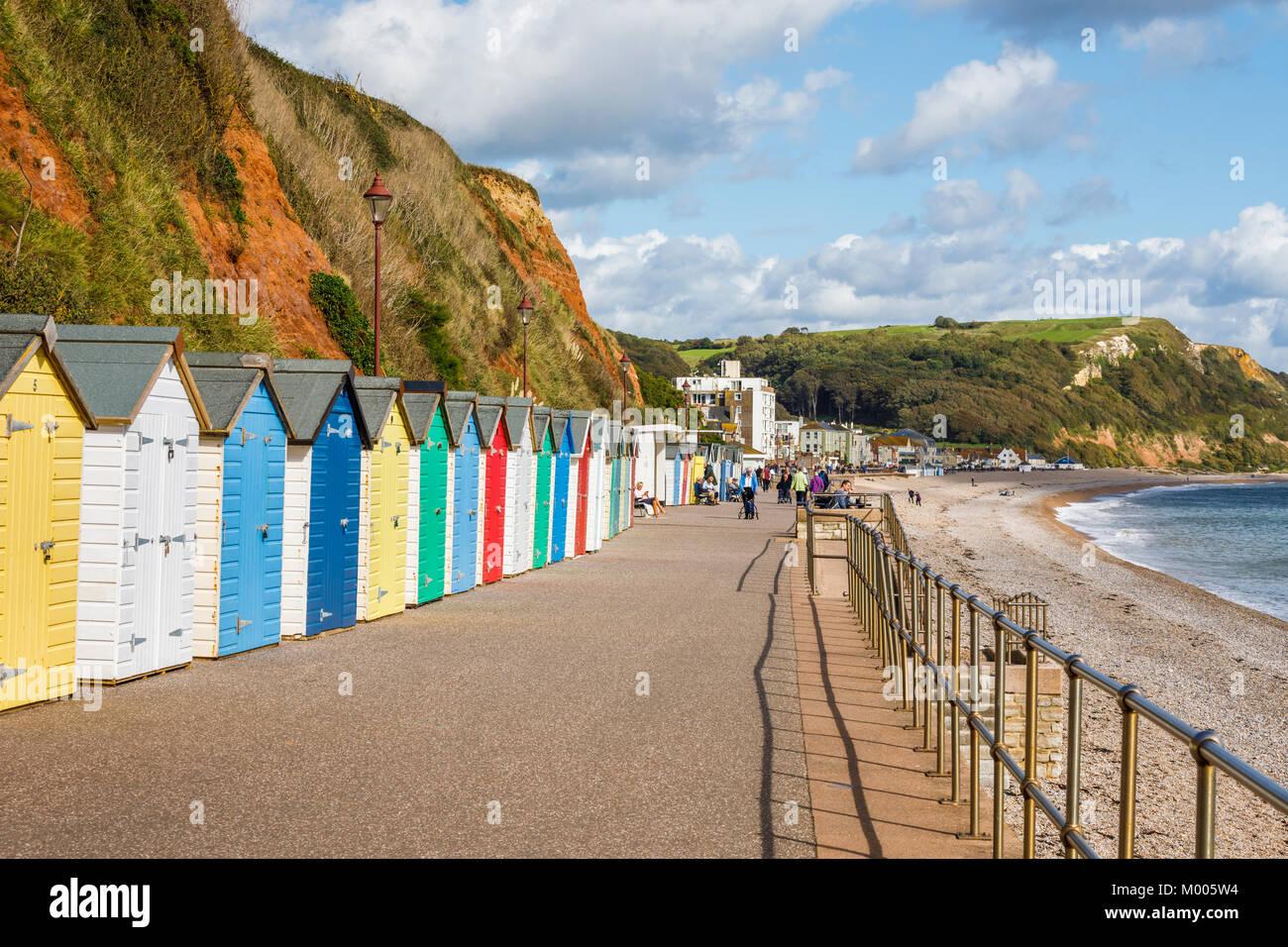 Promenade Park Beach Huts