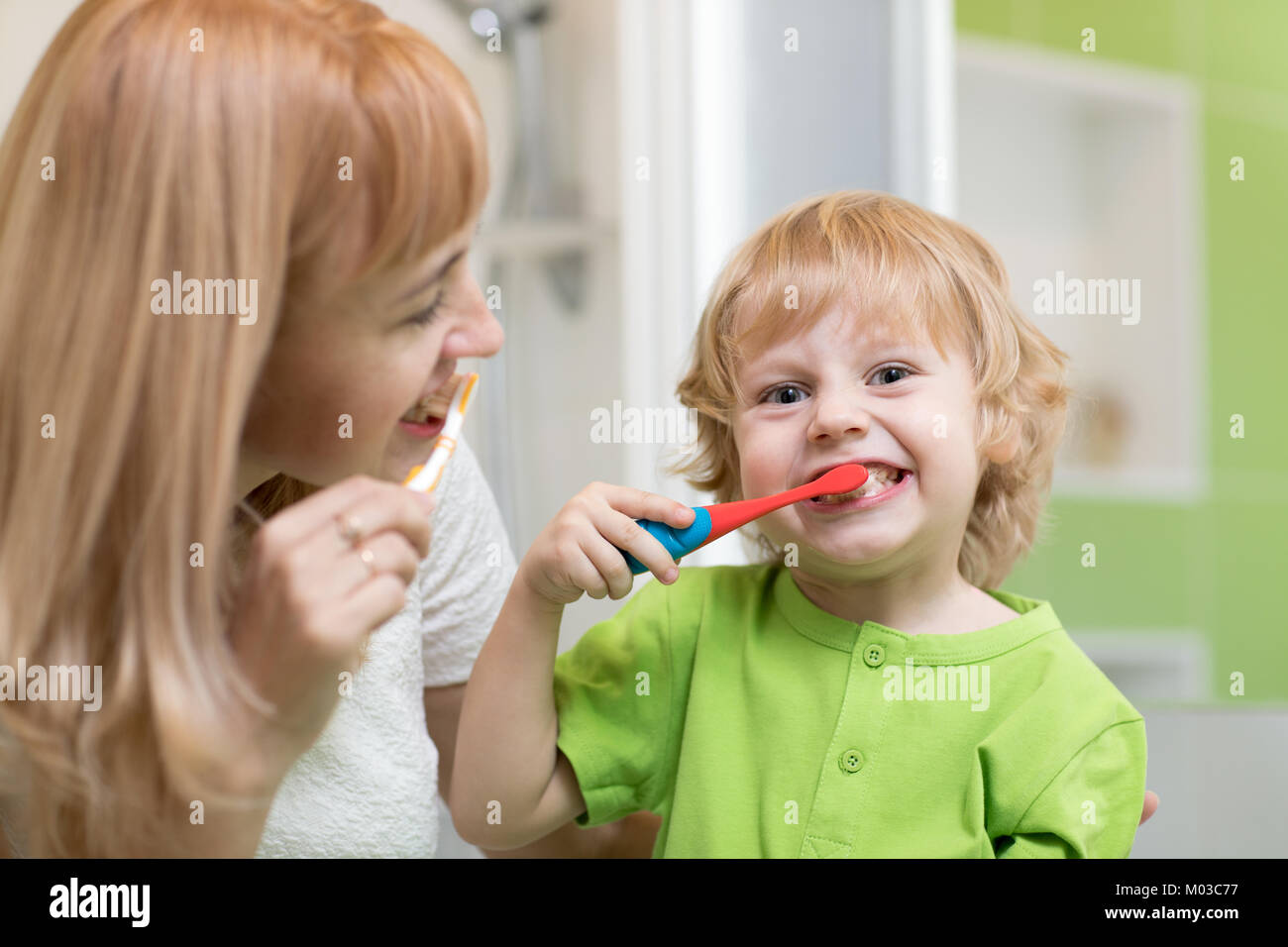 how to get child to brush teeth