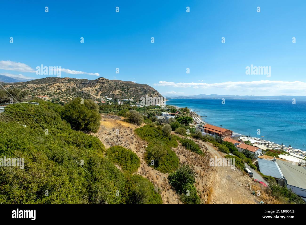 South Coast Of Crete Stock Photos Amp South Coast Of Crete