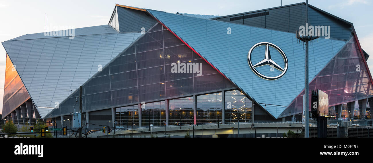 Mercedes benz team stock photos mercedes benz team stock for Mercedes benz stadium in atlanta georgia