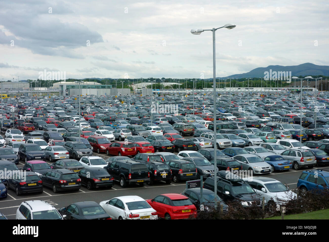Short Stay Car Park Edinburgh Airport