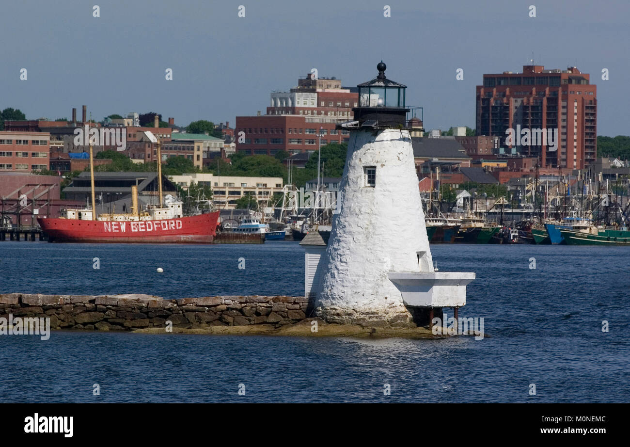 Palmer S Island In New Bedford Harbor