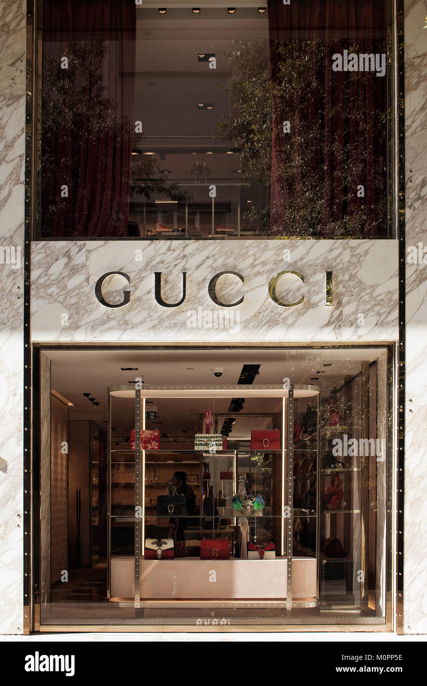 Italy Luxury Fashion Brands