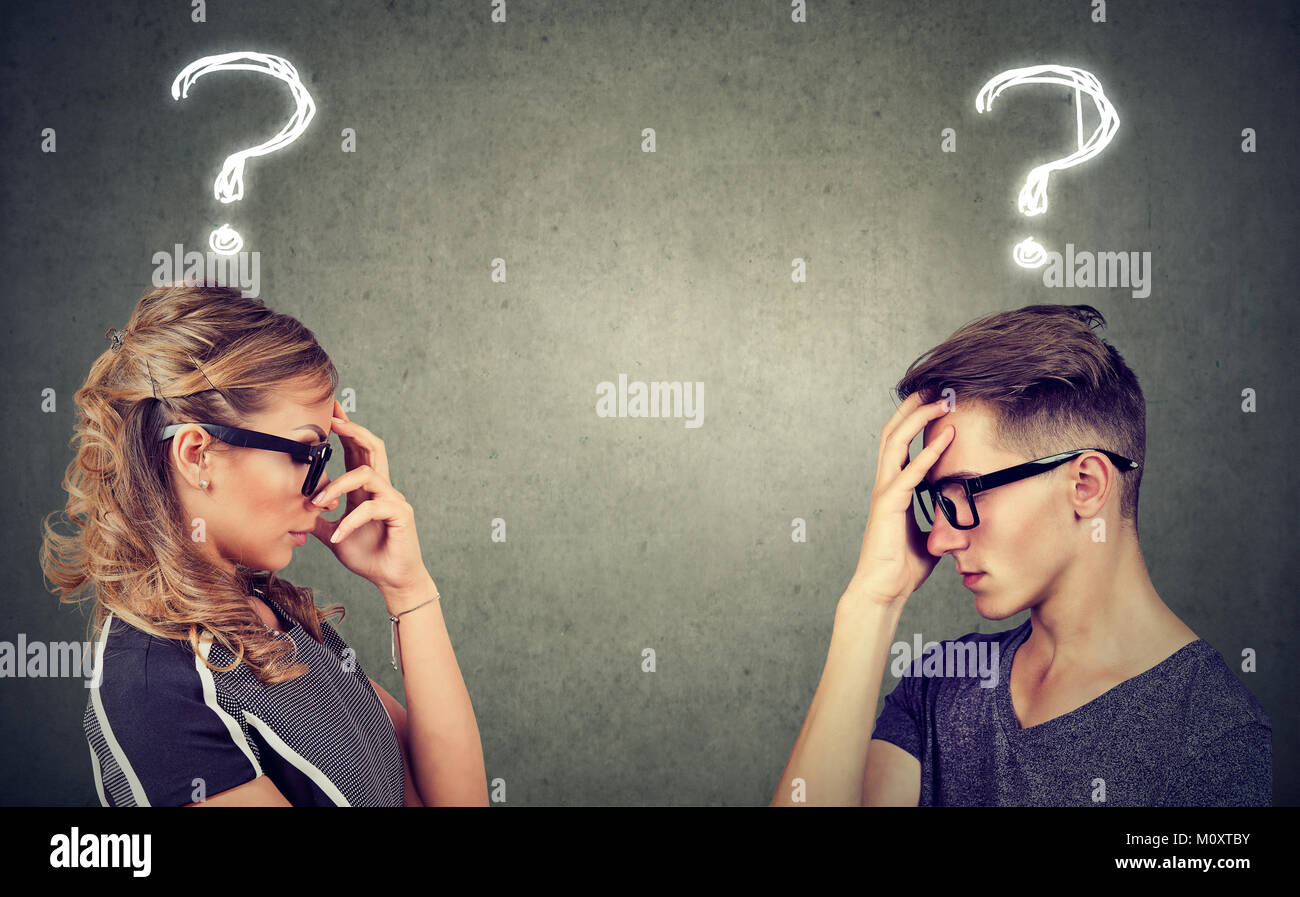misunderstanding men and women Men and women have different communication styles that can lead to misunderstandings learn how to fix these 10 common relationship misunderstandings.