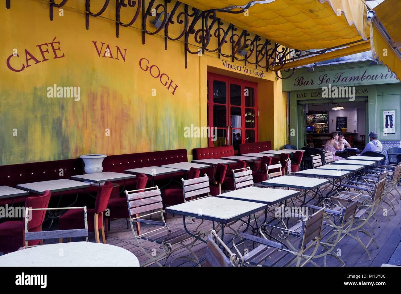 Caf Ef Bf Bd Restaurant Arles